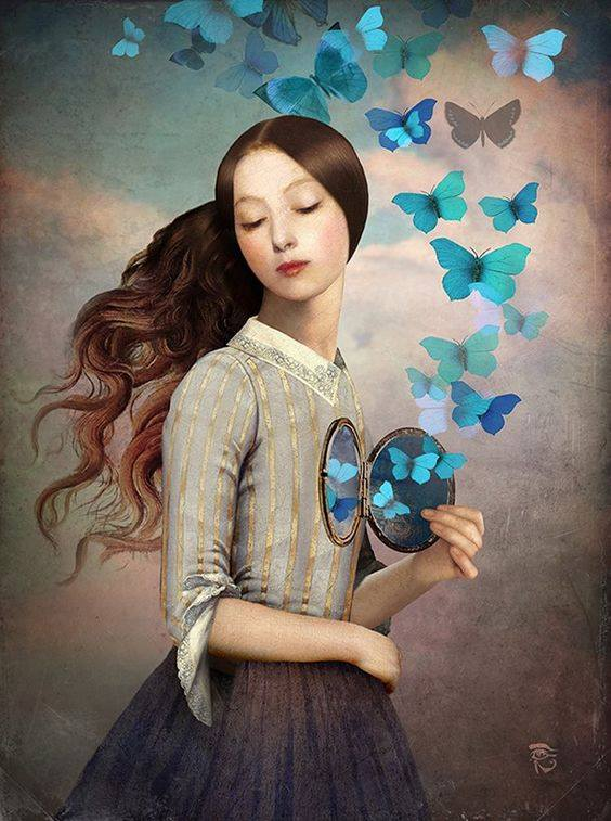 Set your heart free by Christian Schloe